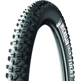 """Michelin Wild Rock'R Polkupyörän rengas 26 x 2,40"""" taitettava Reinforced, black"""